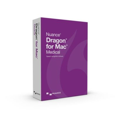 Dragon for Mac OS X Medical