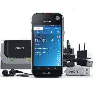 Philips SpeechAir product Bundle